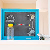 Homemade Barometer