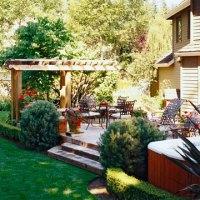 Small Backyard Deck Ideas | Joy Studio Design Gallery ...