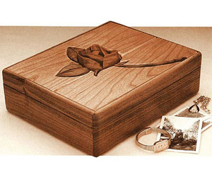 Wood Jewelry Box Plans Free