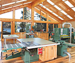 best woodworking shop