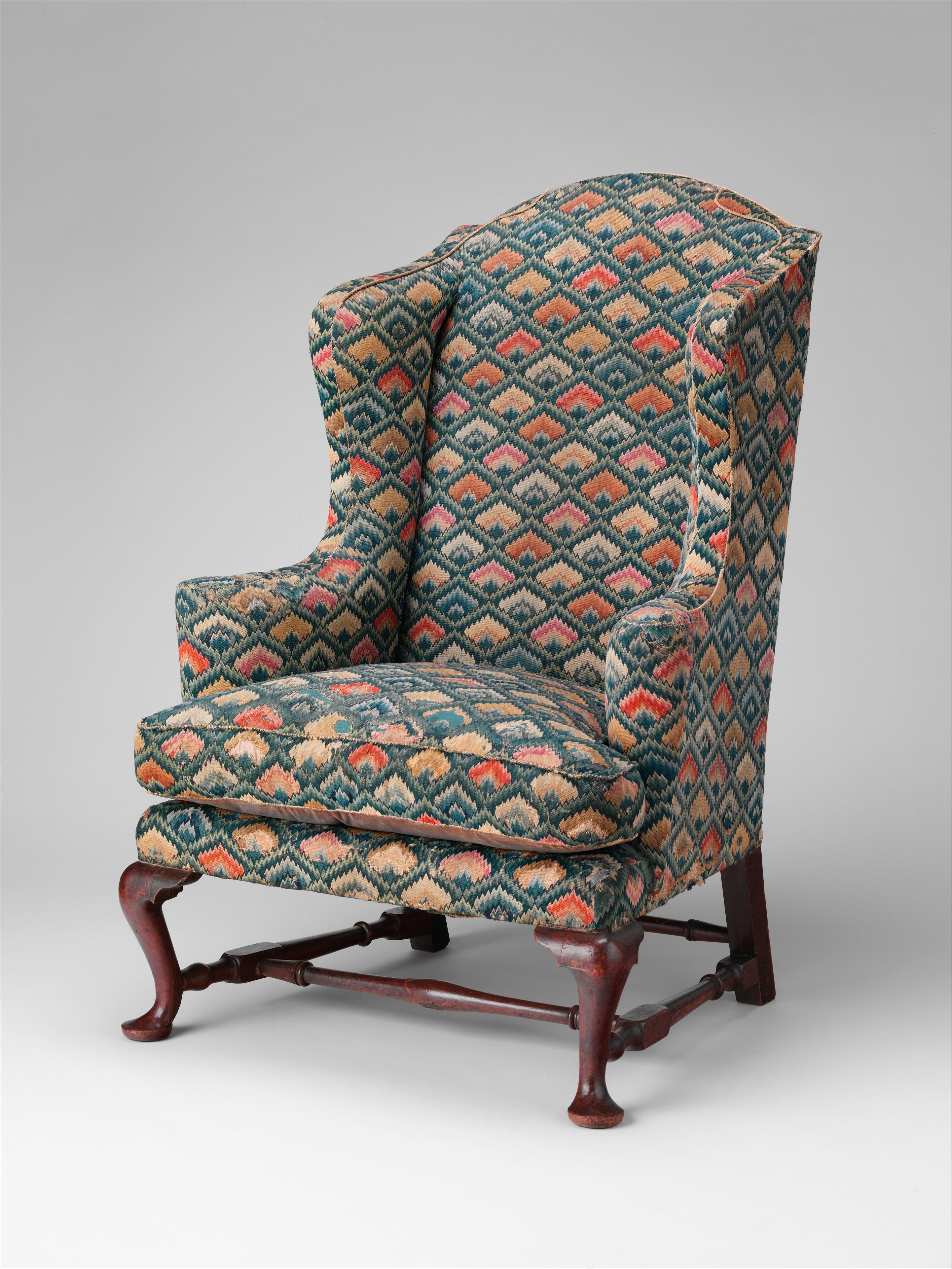 buy easy chair online revolving repair in indore caleb gardner american the met