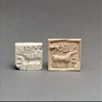 Unicorn stamp seal