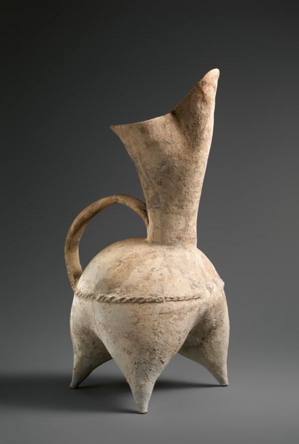 Tripod Vessel Gui China Neolithic Dawenkou Culture