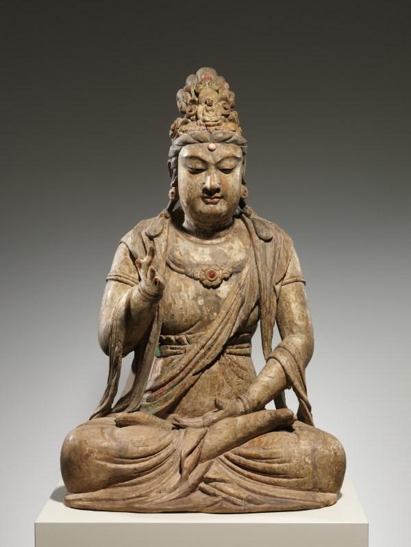 Bodhisattva Avalokiteshvara Guanyin China Possibly