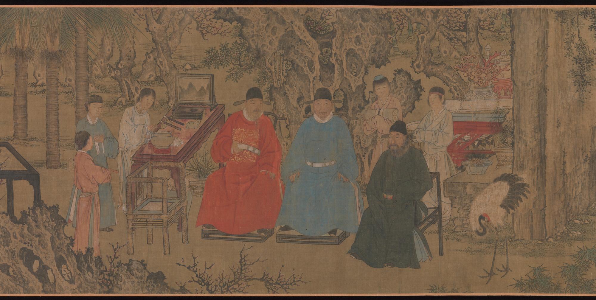 After Xie Huan