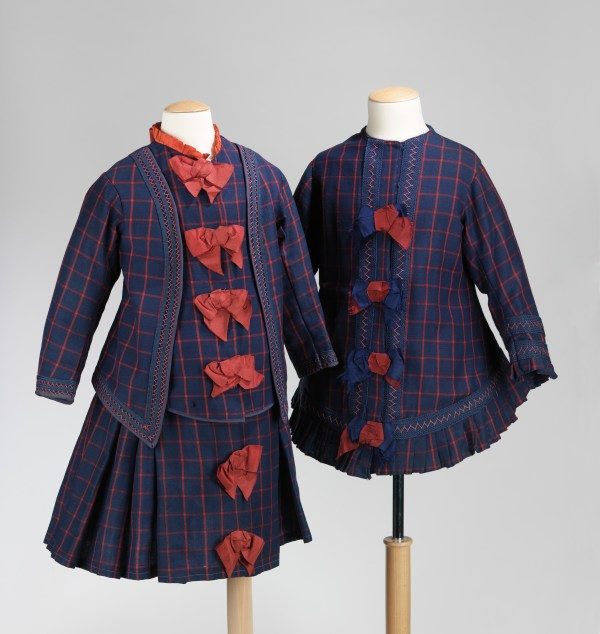 Children Clothing 1870s