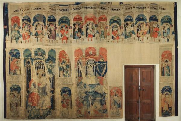 Joshua And David Nine Heroes Tapestries South Netherlandish Met