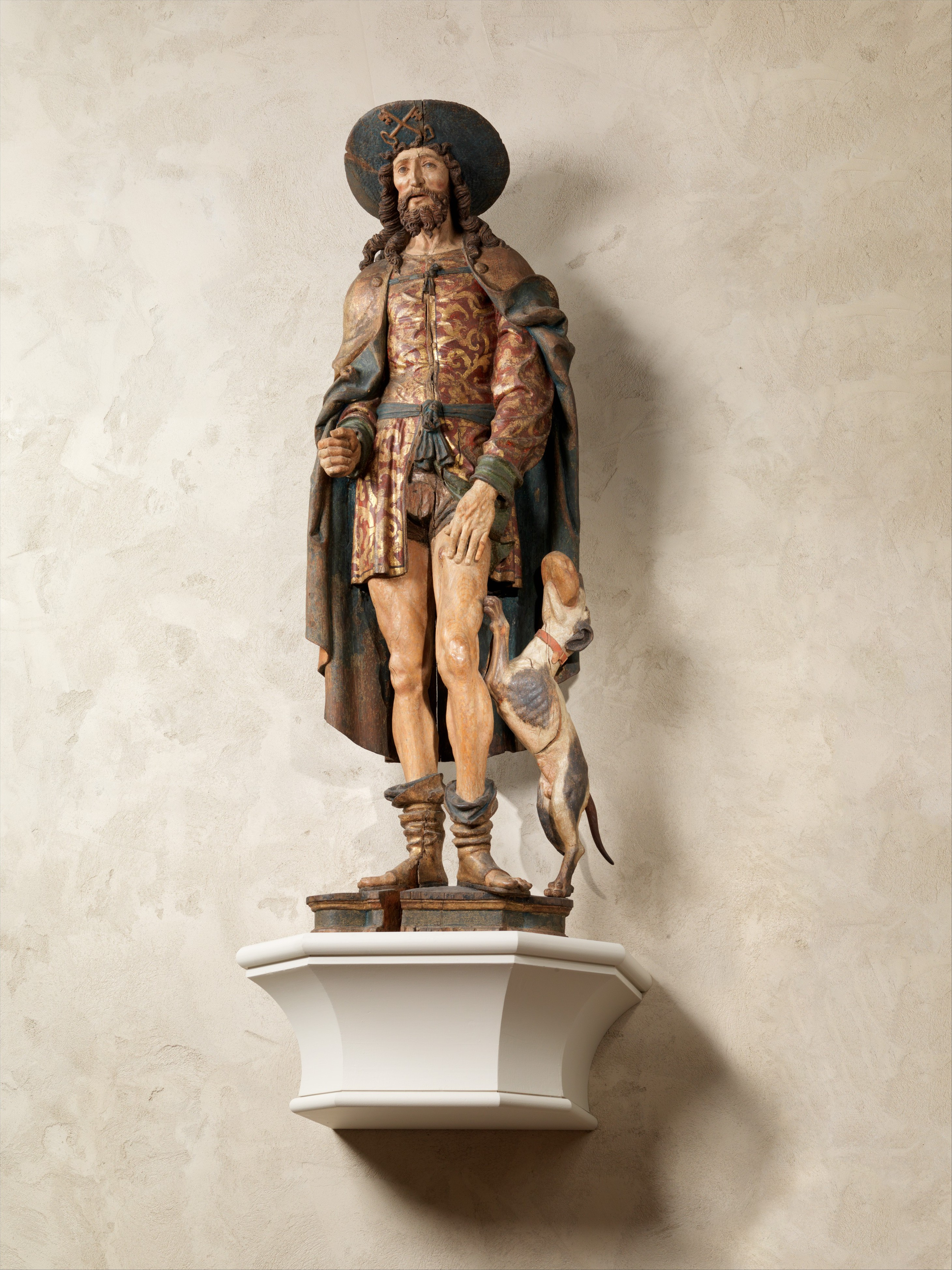 Saint Roch French The Met