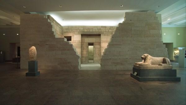 Metropolitan Museum Egyptian Tomb
