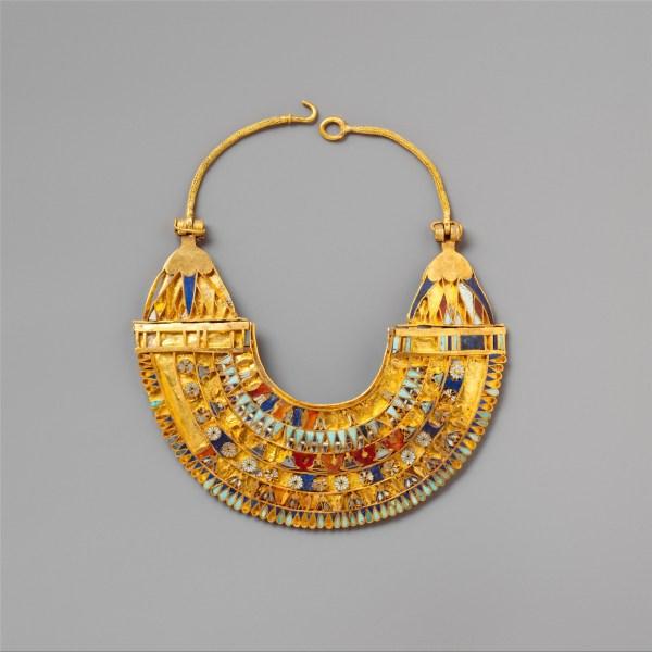 Make Ancient Egyptian Bead Collar Show