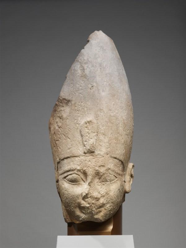 Head Of Ahmose Kingdom Met