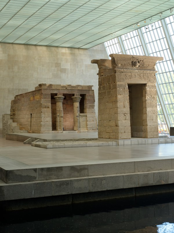 Temple Of Dendur Roman Period Met