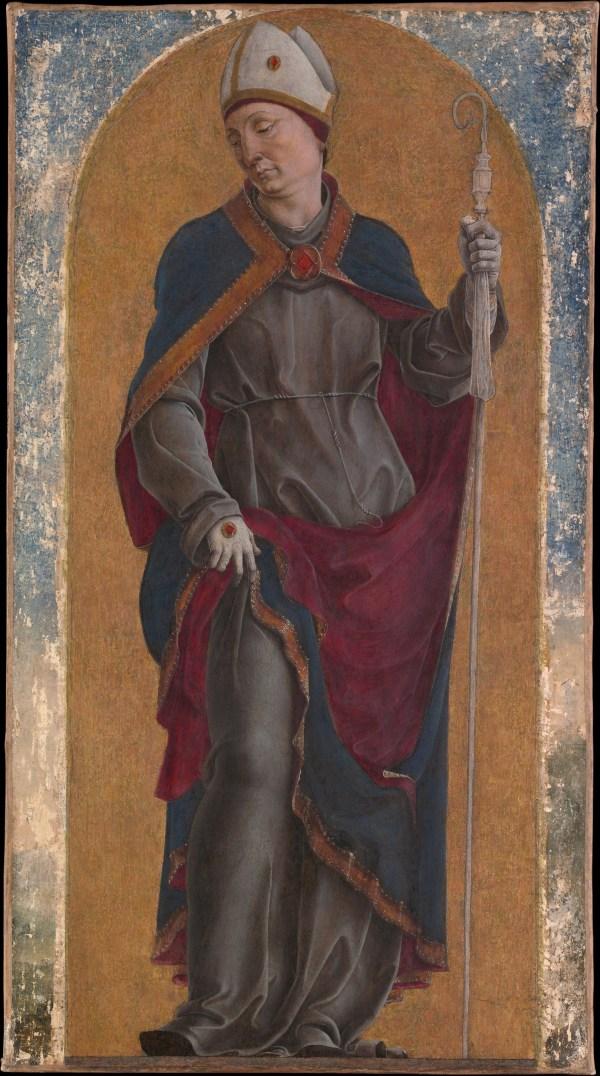 Cosm Tura Cosimo Di Domenico Bonaventura Saint