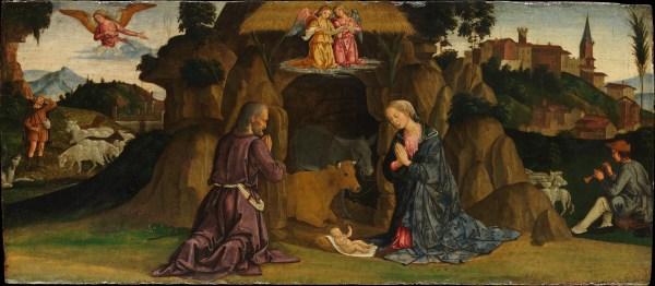 Italian Nativity Paintings