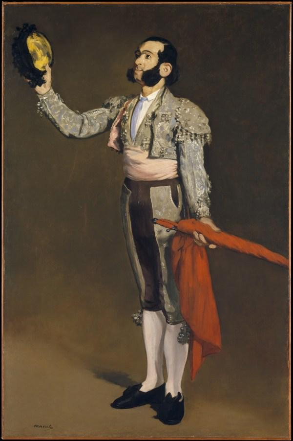 Edouard Manet Matador Met