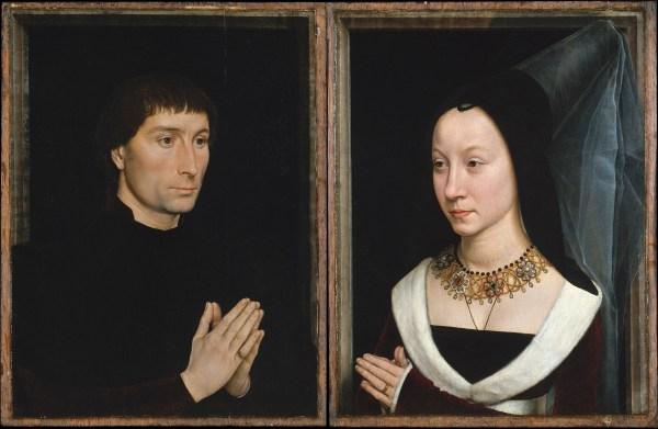 Hans Memling Tommaso Di Folco Portinari 1428 1501