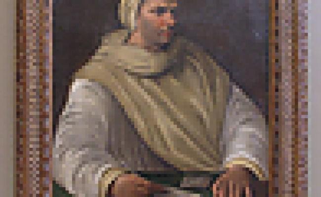 Attributed To Baldassare Tommaso Peruzzi Portrait Of An