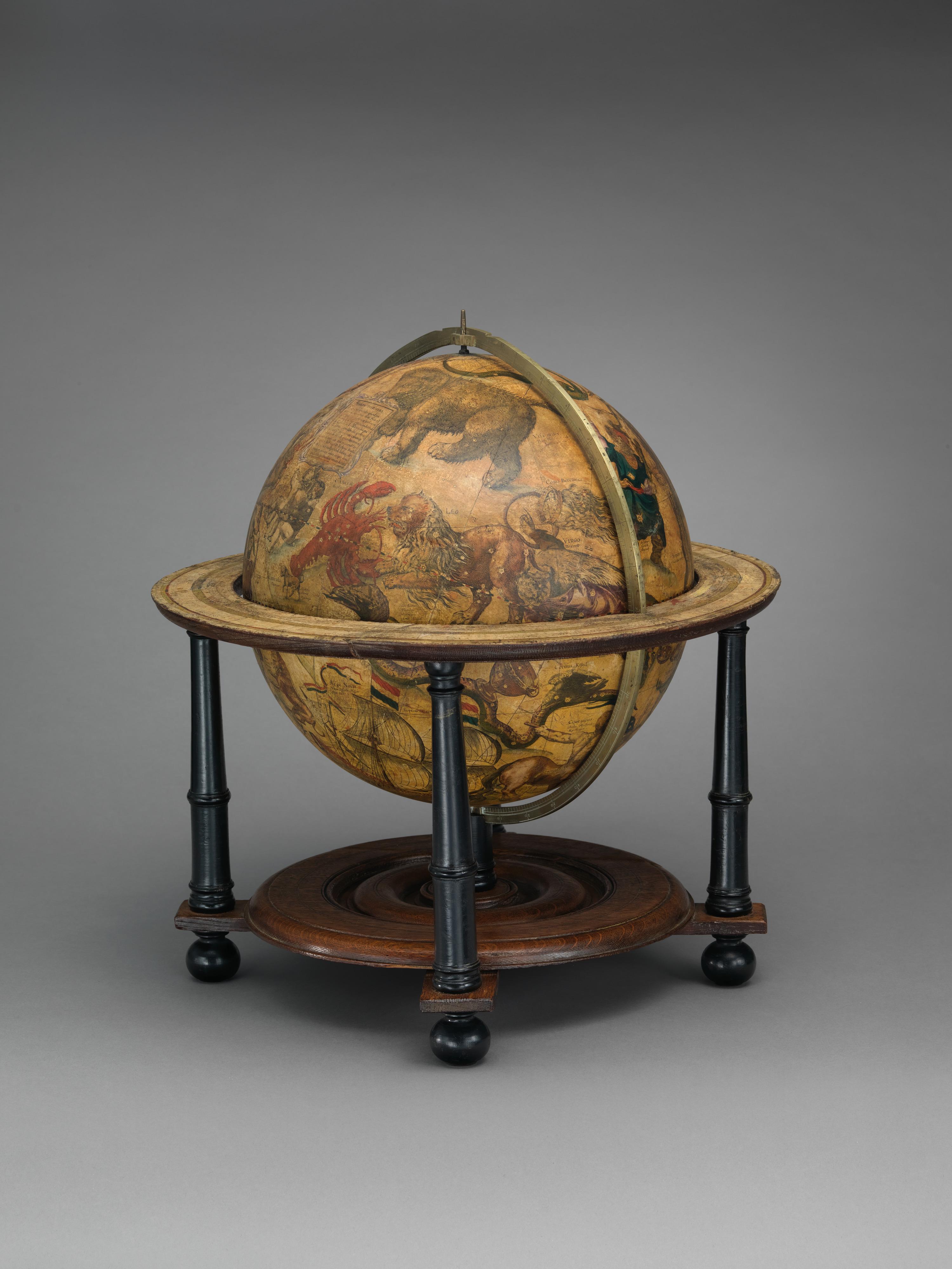 Willem Jansz Blaeu  Celestial globe  Dutch Amsterdam