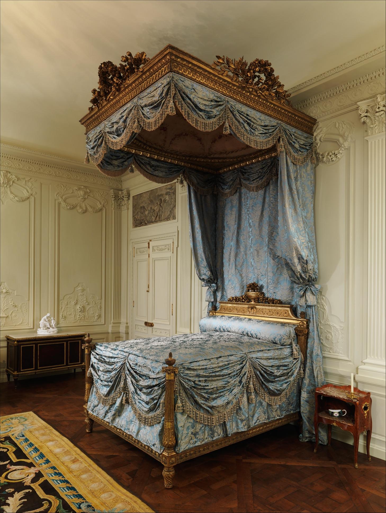 Georges Jacob Tester Bed Lit 224 La Duchesse En Imp 233 Riale