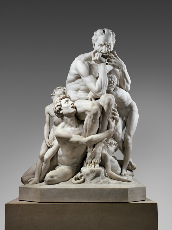 Jean-baptiste Carpeaux Ugolino And Sons French
