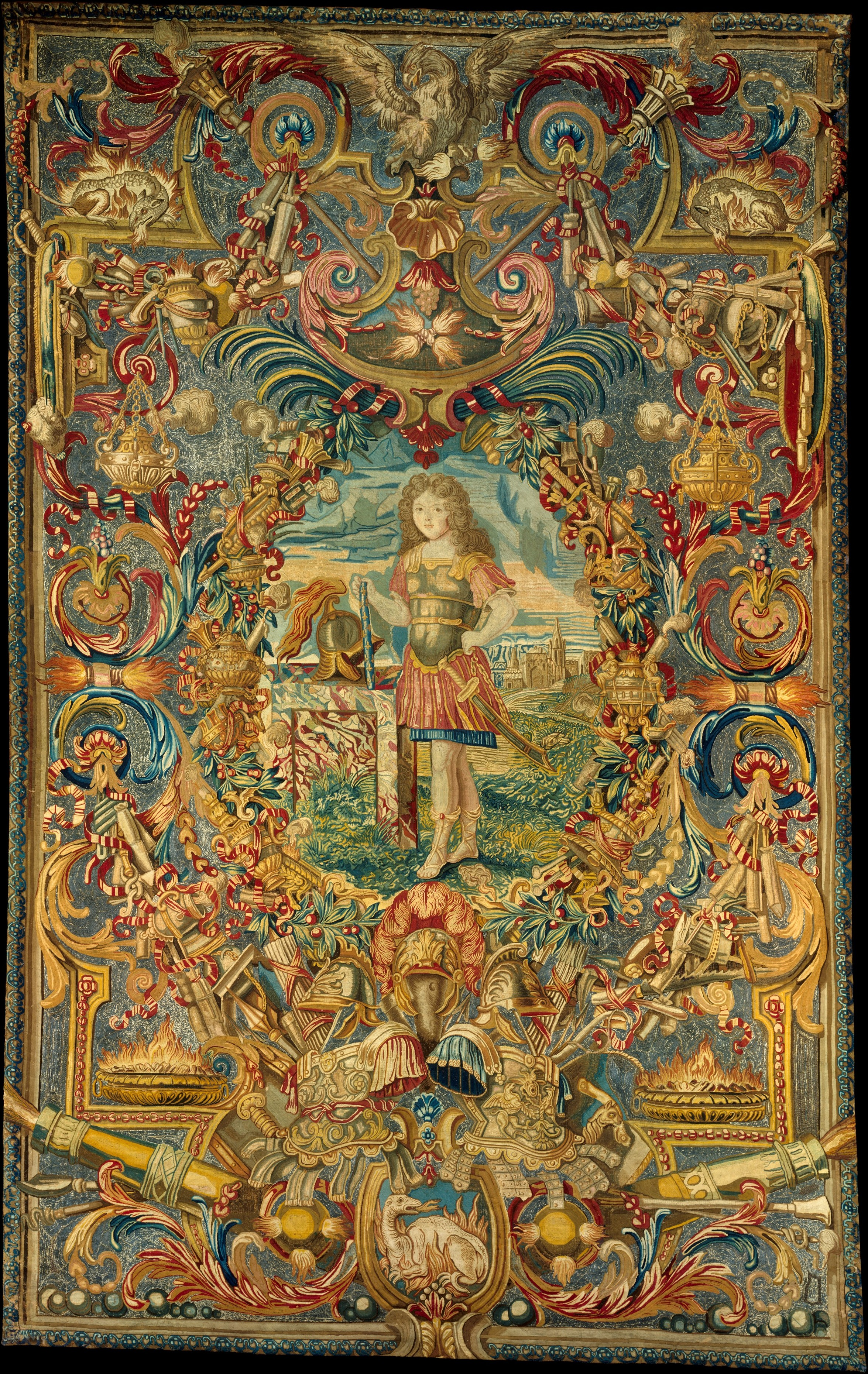Possibly after a design by Charles Le Brun
