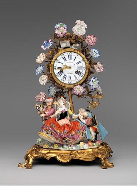 Mantel clock (pendule de chiminée)