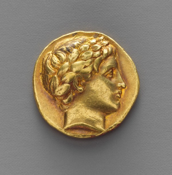 Gold Stater Greek Early Hellenistic Met