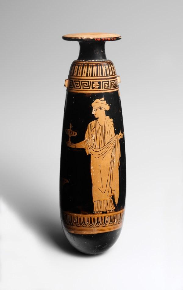 Attributed Persephone Painter Terracotta