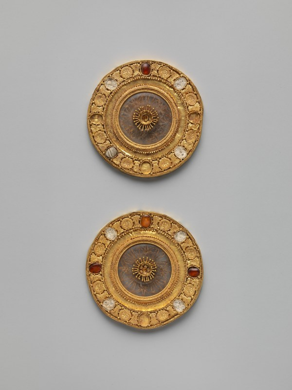 Images of Gold Ancient Etruscan Jewelry