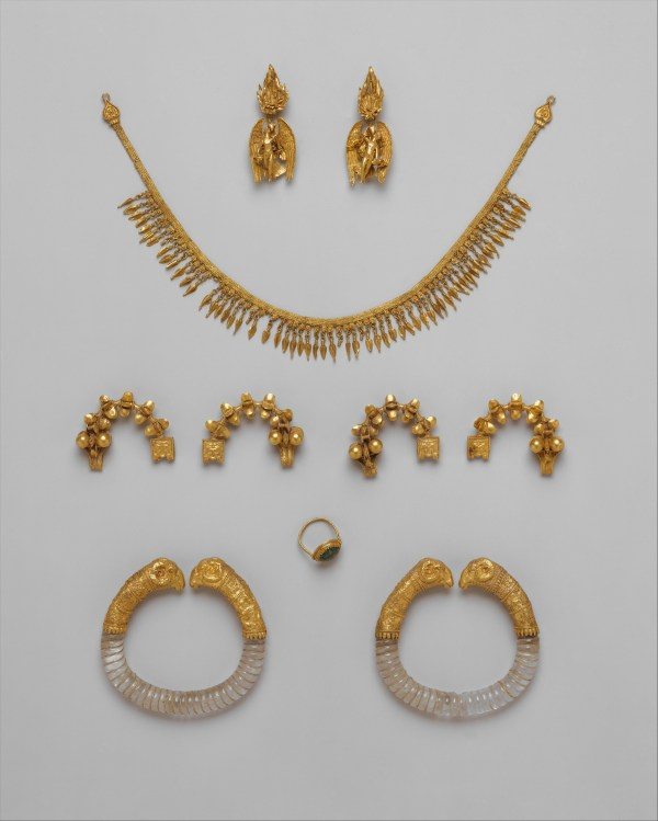 Hellenistic Greek Jewelry Ancient