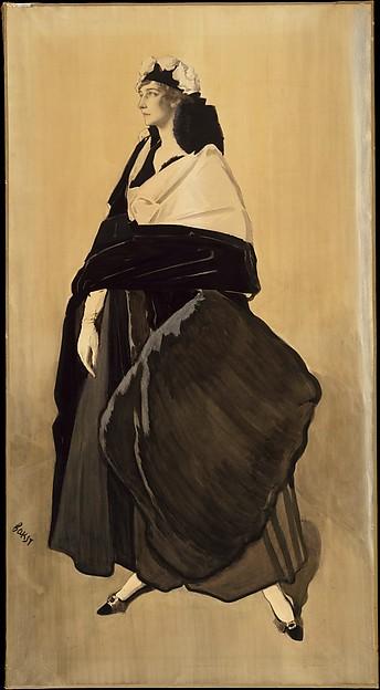 Mme Ida Rubinstein
