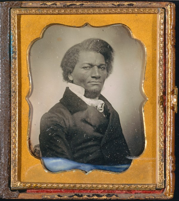 Unknown Frederick Douglass Met