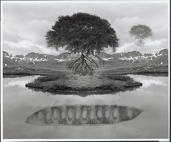 Untitled, Jerry N. Uelsmann, 1969, Twentieth-Century Photography Fund, 2011. © Jerry N. Uelsmann