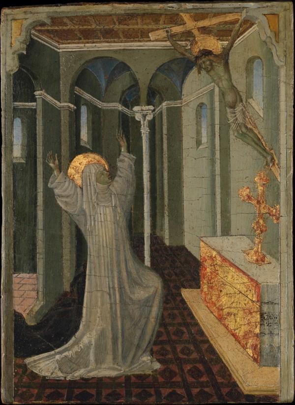 Giovanni Di Paolo Grazia Saint