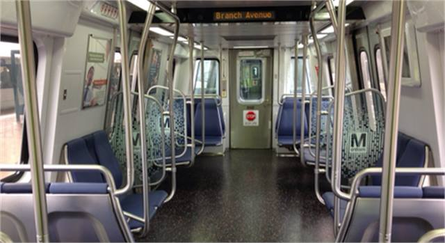 WMATA Introduces First Of 7000 Series Railcars