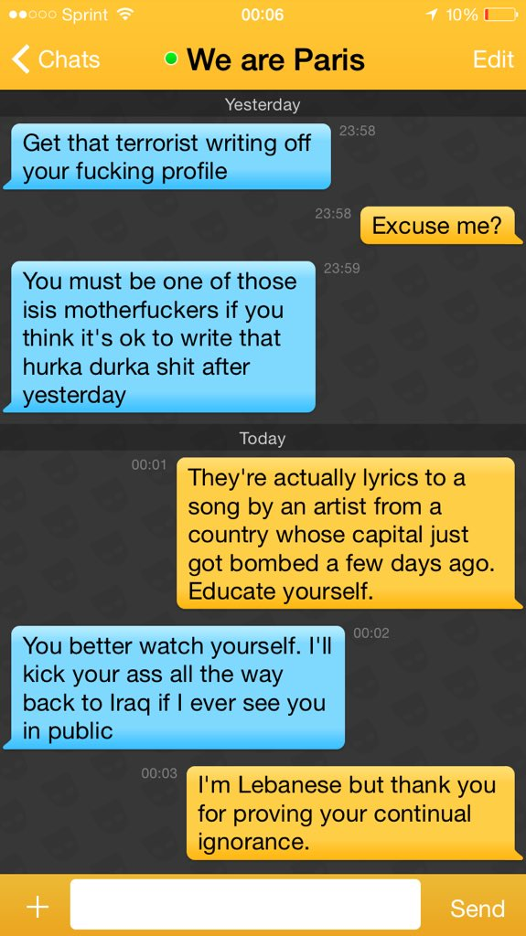 Arabic Girl Wallpaper Meet The Gay Muslim Who Was Attacked On Grindr Just For