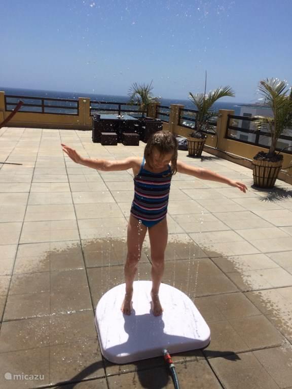Vakantiehuis Exclusief Penthouse met Ocean Vieuw in Golf