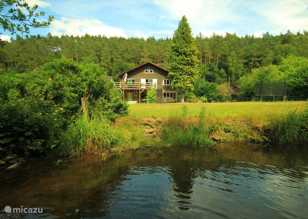 Villa Vencimont in Vencimont Ardennen huren  Micazu