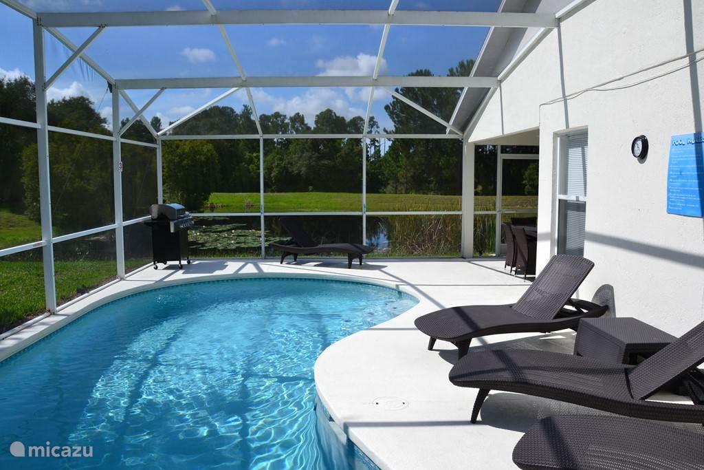 My villa in Orlando in Clermont Florida huren  Micazu
