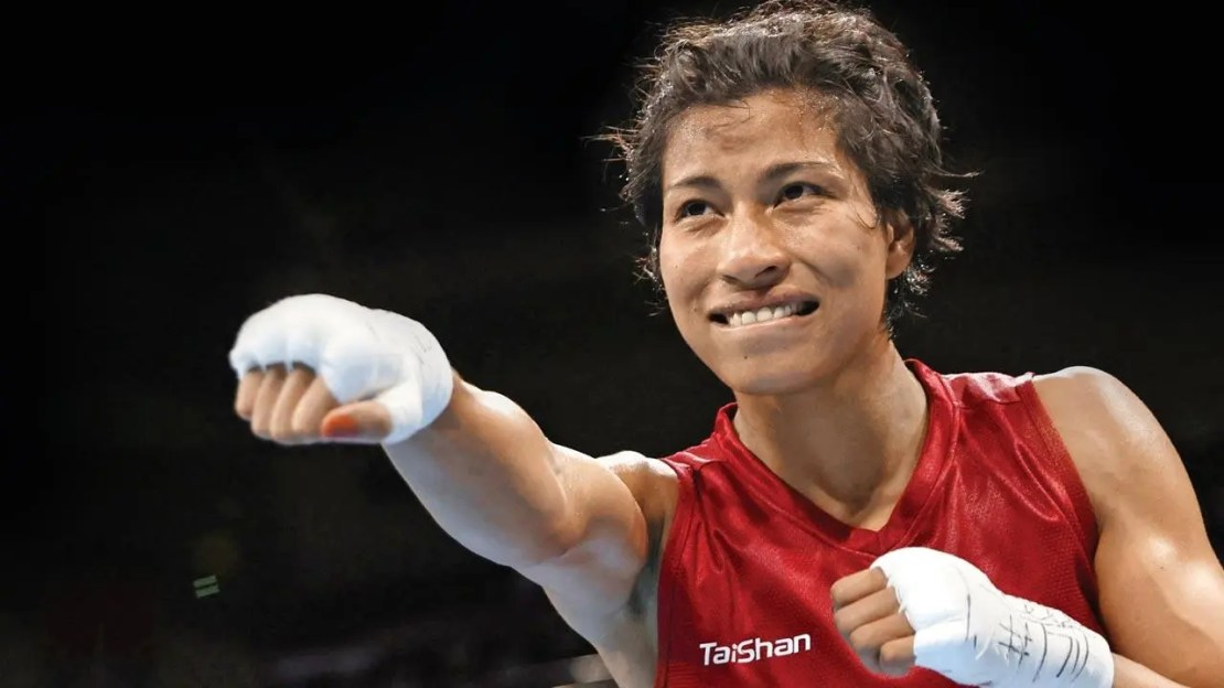 Boxer Lovlina Borgohain: Only gold is a medal