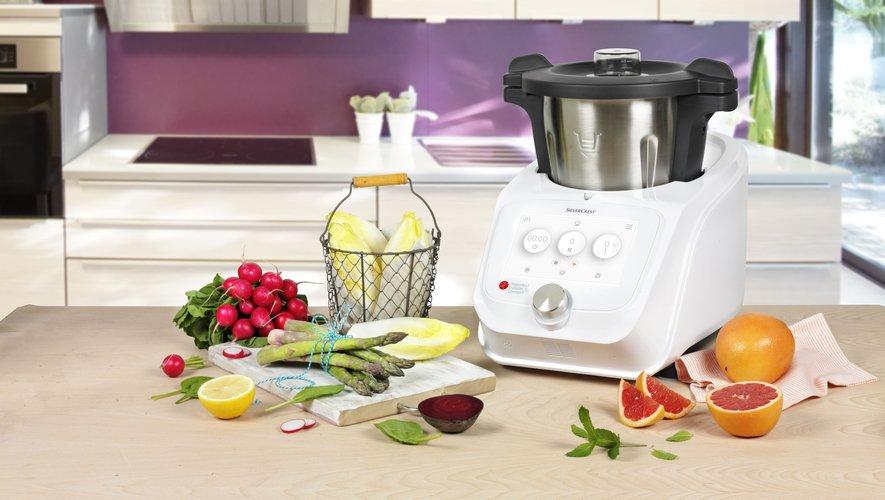 robot cuiseur de lidl