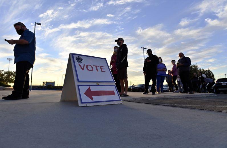 Les électeurs de la côte Est ont ouvert le bal, suivis peu à peu des autres Etats.