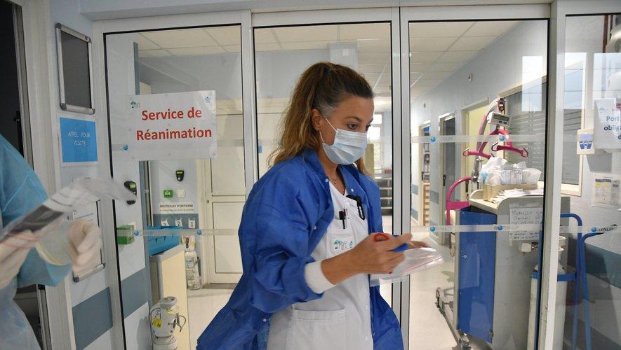 Le nombre de patients en réanimation augmente de manière inquiétante dans le pays.