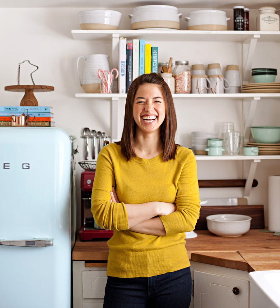 How Molly Yeh Baked Her Way Home Midwest Living