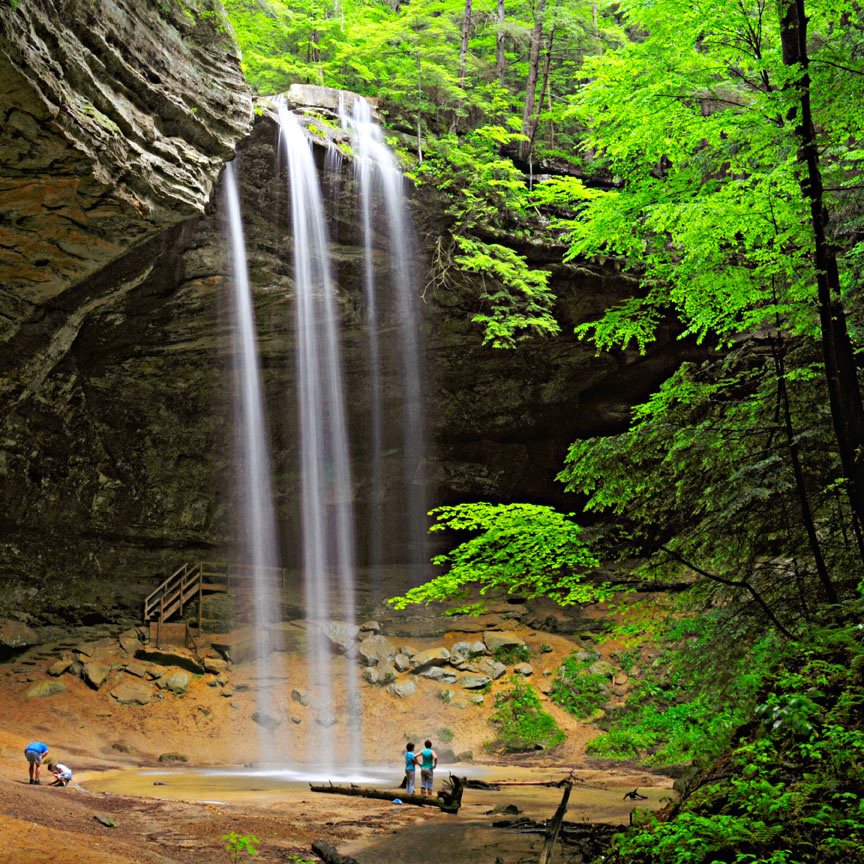 Image result for hocking hills