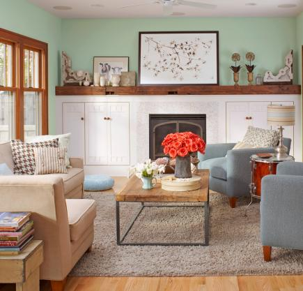 15 Comfortable Family Rooms  Midwest Living