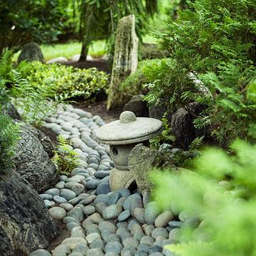 A Japanese Meditation Garden Midwest Living