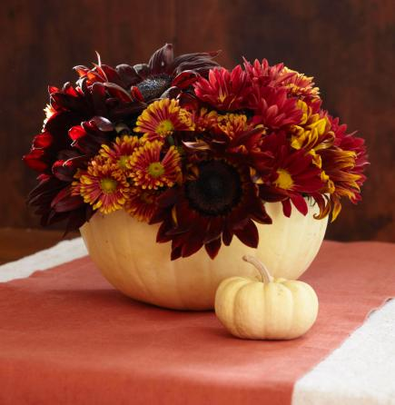 easy thanksgiving centerpieces midwest