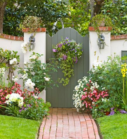 Great Garden Gate Ideas Midwest Living