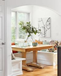 7 Ideas for Kitchen Banquettes